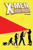 Okładka książki - X-Men: Wielki projekt