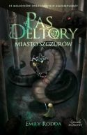 Okładka ksiązki - Pas Deltory. Miasto szczurów