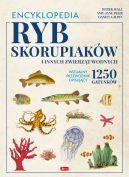 Okładka - Encyklopedia ryb, skorupiaków i innych zwierząt wodnych