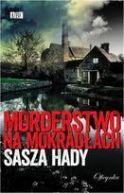 Okładka ksiązki - Morderstwo na mokradłach