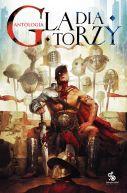 Okładka - Gladiatorzy. Antologia
