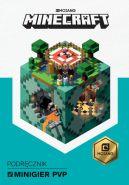 Okładka książki - Minecraft. Podręcznik minigier PvP