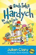 Okładka książki - Rodzinka Hardych. Na wakacjach