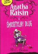 Okładka książki - Agatha Raisin i śmiertelny dług