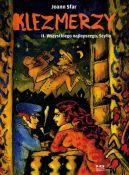 Okładka książki - Klezmerzy 2. Wszystkiego najlepszego, Scyllo