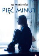 Okładka książki - Pięć minut