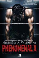 Okładka - Phenomenal X