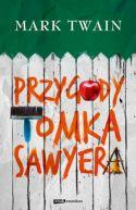 Okładka książki - Przygody Tomka Sawyera