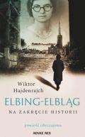 Okładka książki - Elbing-Elbląg