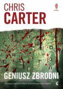 Okładka książki - Geniusz zbrodni