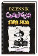Okładka książki - Dziennik cwaniaczka 10 Stara bieda
