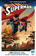 Okładka ksiązki - Superman  Nadzieje i lęki, tom 5