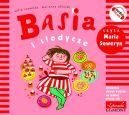 Okładka ksiązki - Basia i słodycze. Basia i Biwak. Audiobook