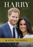 Okładka książki - Harry. Biografia