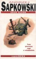 Okładka ksiązki - Krew elfów