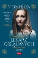 Okładka ksiązki - Lekarz obłąkanych, tom 2