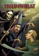 Okładka książki - Triumwirat: Mag
