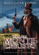 Okładka książki - Hrabia Monte Christo t III