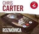 Okładka ksiązki - Rozmówca. Audiobook