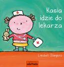 Okładka książki - Kasia idzie do lekarza