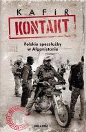 Okładka książki - Kontakt. Polskie specsłużby w Afganistanie