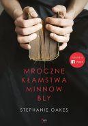 Okładka książki - Mroczne kłamstwa Minnow Bly