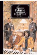 Okładka książki - Kisielewscy. Jan August, Zygmunt, Stefan i Wacek