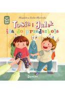Okładka ksiązki - Tosia i Julek idą do przedszkola