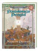 Okładka ksiązki - Poszukiwacze przygód. Magiczny pierścień