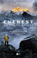 Okładka książki - Everest. Na pewną śmierć
