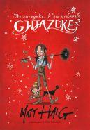 Okładka ksiązki - Dziewczynka, która uratowała Gwiazdkę