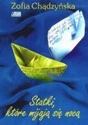 Okładka ksiązki - Statki, które mijają się nocą