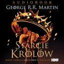 Okładka ksiązki - Starcie królów. Audiobook