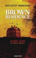 Okładka książki - Brown Residence