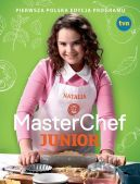 Okładka ksiązki - Masterchef Junior