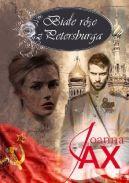 Okładka książki - Białe róże z Petersburga