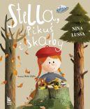 Okładka ksiązki - Stella, Pikuś i skarby