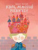 Okładka książki - Król Maciuś Pierwszy