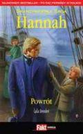 Okładka książki - Hannah. Tom 11. Powrót