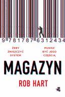 Okładka książki - Magazyn