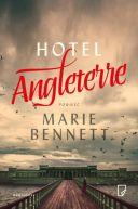 Okładka książki - Hotel Angleterre