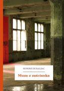 Okładka ksiązki - Muza z zaścianka