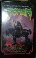 Okładka książki - Conan