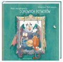 Okładka książki - Mała encyklopedia Domowych Potworów