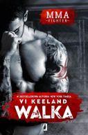 Okładka książki - MMA fighter. Walka