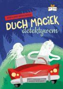 Okładka ksiązki - Duch Maciek detektywem