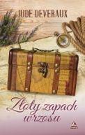 Okładka książki - Złoty zapach wrzosu