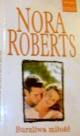 Okładka ksiązki - Burzliwa miłość