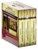 Okładka ksiązki - Cukiernia pod Amorem. T. I-III