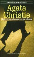 Okładka książki - Mężczyzna w brązowym garniturze
